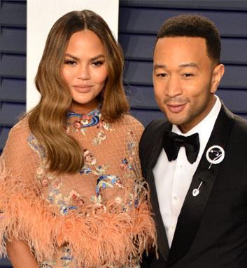 Chrissy Teigen und John Legend: Geteilte Schönheit