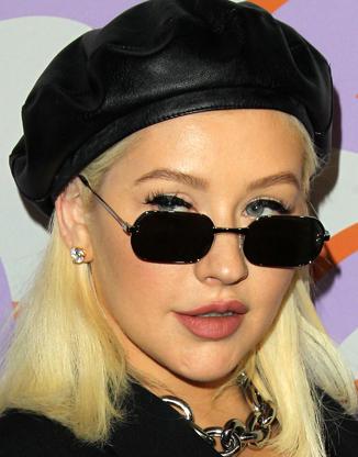 Christina Aguilera: Natürlich weiche Mähne
