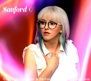 Model: Stefanie Jank, Modell: Sanford
