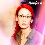 Brillendesign: Sanford, Model: Melanie S.