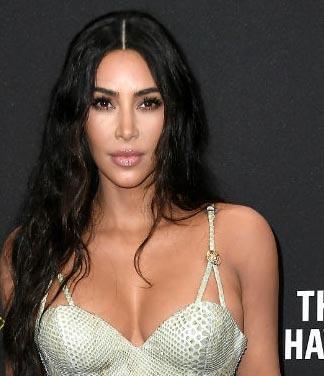 Kim Kardashian West: Kampf den Pfunden