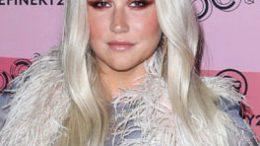 Kesha verschiebt ihre Beauty-Kollektion