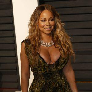 Mariah Carey entwirft Weihnachtskugel für Swarovski