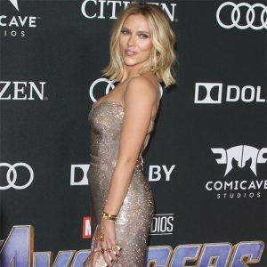 Scarlett Johansson: 'Iron Man' machte sie zur 'Black Widow'