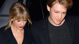 Taylor Swift feierte Thanksgiving mit Joe Alwyn