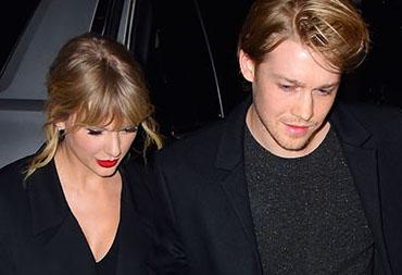 Taylor Swift feierte Thanksgiving mit Joe Alwyn